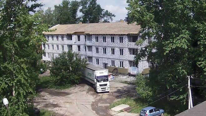 ЖК на ул. Горького